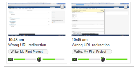 screenshot monitoring while working on wrike tasks